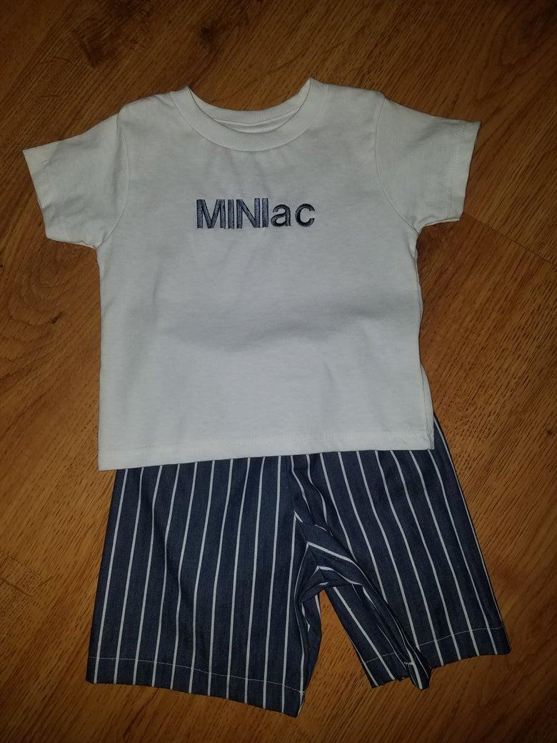 Image of Cool MINIac Short Set