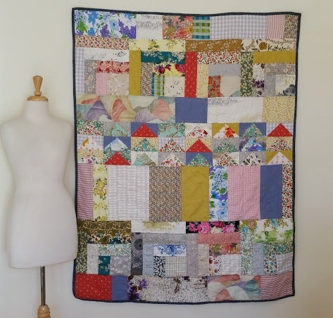 Image of Aunt Bet's Quilt Pattern
