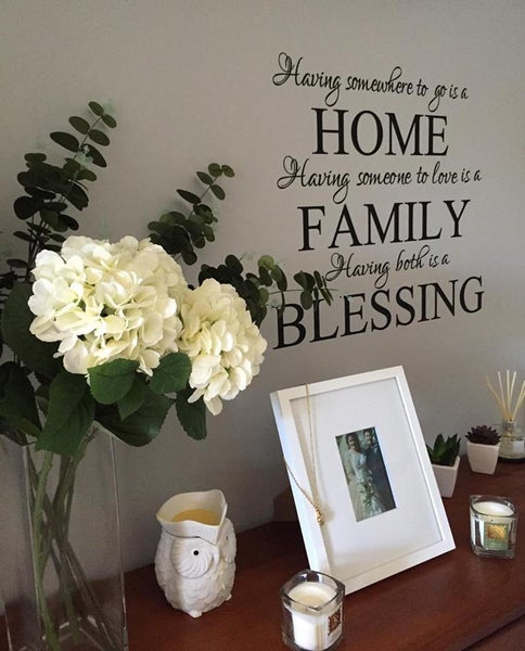 Image of Home Family Blessing