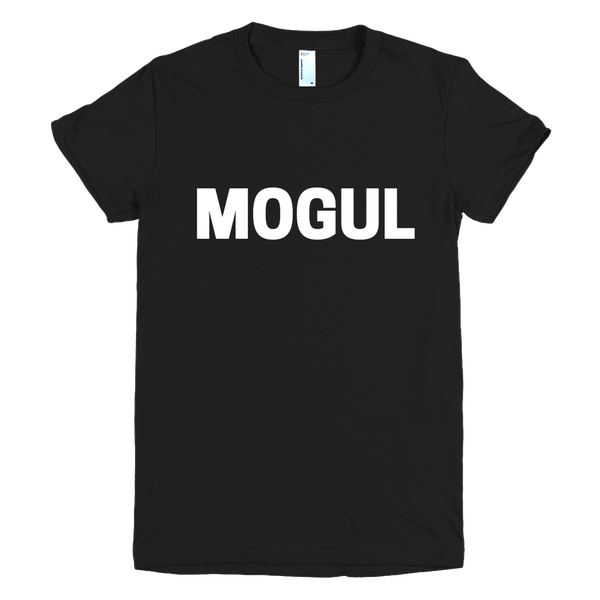 Image of Mogul T-Shirt  Black
