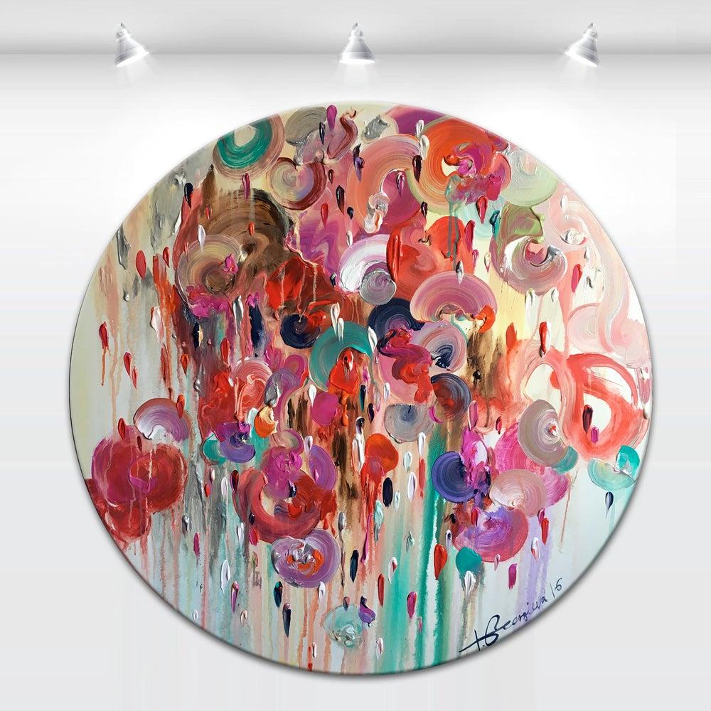 Image of Colores aestas - 76х76cm round