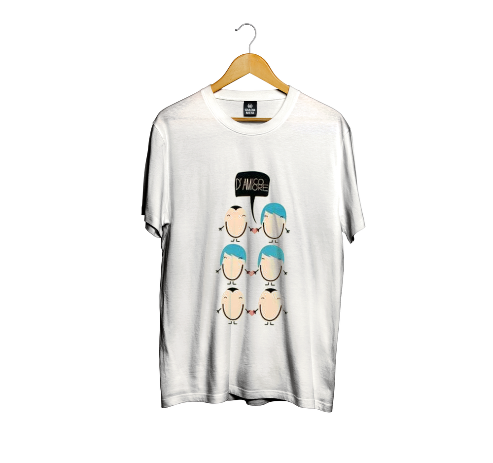 Image of Dargen D'Amico   T-Shirt Donna