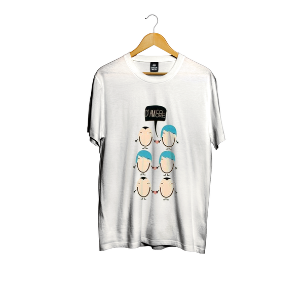 Image of Dargen D'Amico | T-Shirt Donna