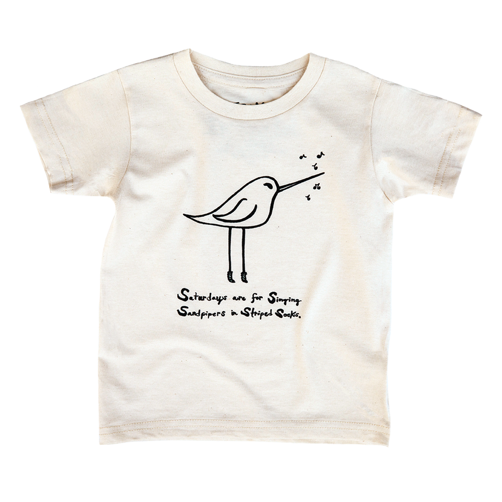 Image of SANDPIPER SATURDAYS TEE
