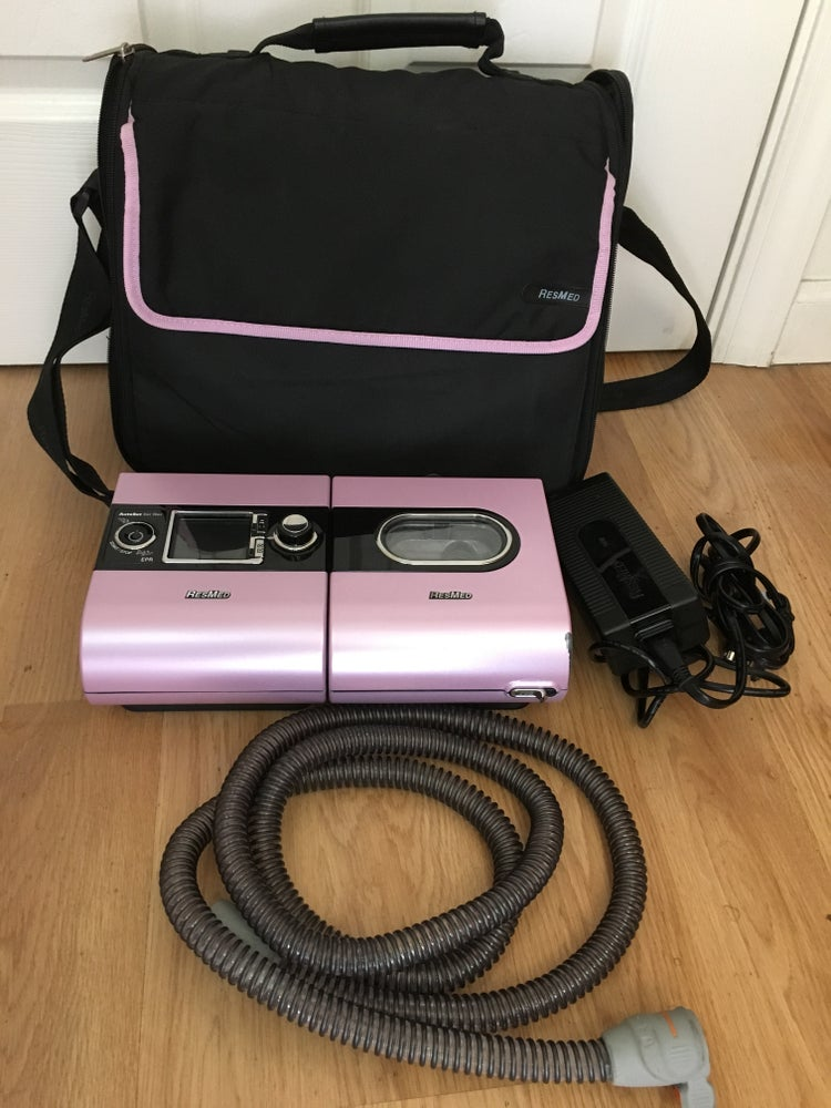 Image of Respironics ResMed ResMed S9 AutoSet for Her (Pink Chrome)
