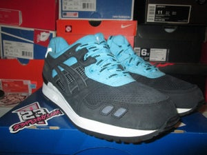 "Image of Asics Gel Lyte III (3) ""SoleBox: Blue Carpenter Bee"""