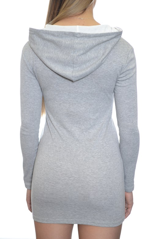 Image of  Hooded Dress