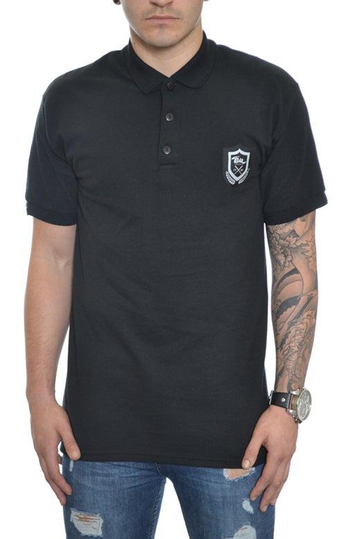 Image of Emblem Polo Shirt