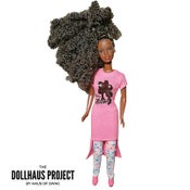 Image of Kinky Barbie Big-Haired Fashion Collector Doll