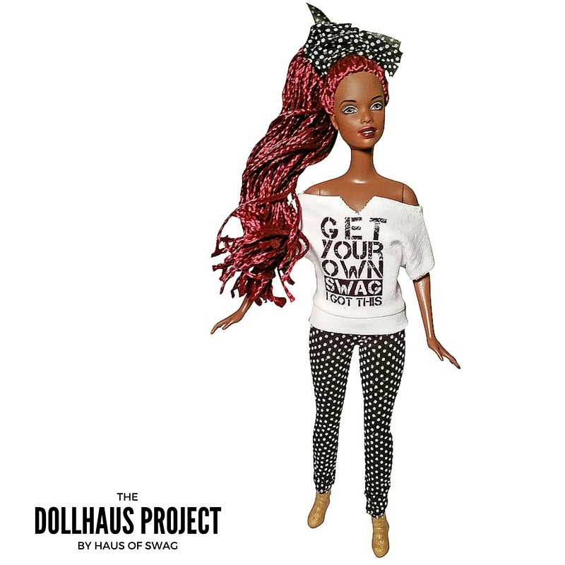 Image of Get Your Own Swag Fashion Collector Doll