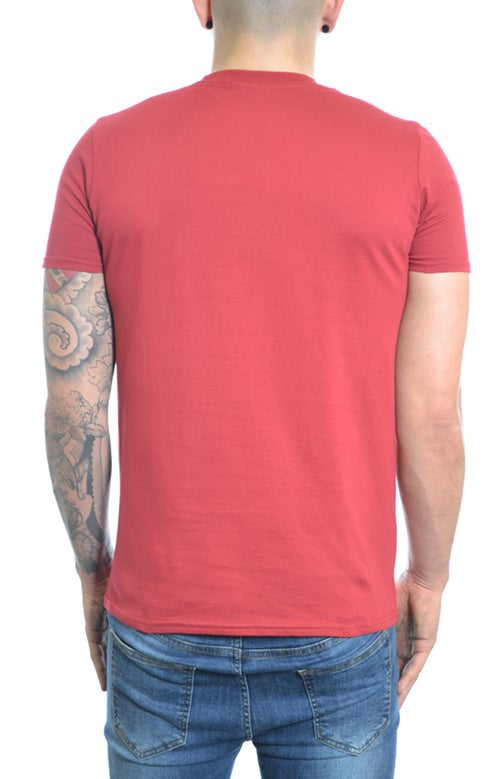 Image of  OG T-shirt Cardinal - Grey