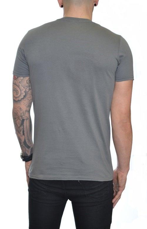 Image of OG T-shirt Charcoal - Black