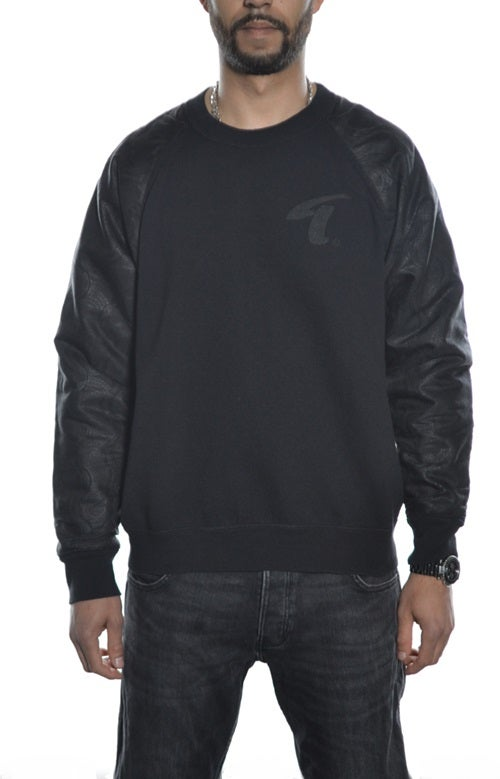 Image of OHIMAA Sweatshirt Black