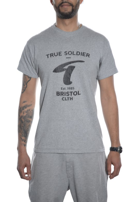 Image of Bristol T-shirt Grey