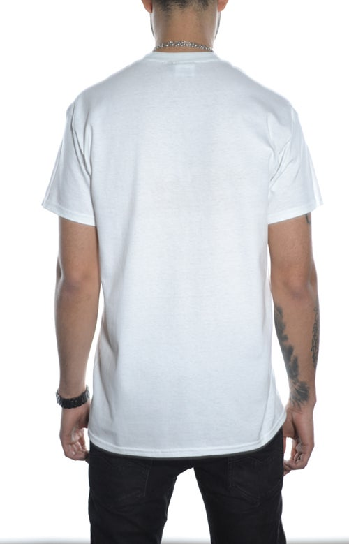Image of League  T-shirt White
