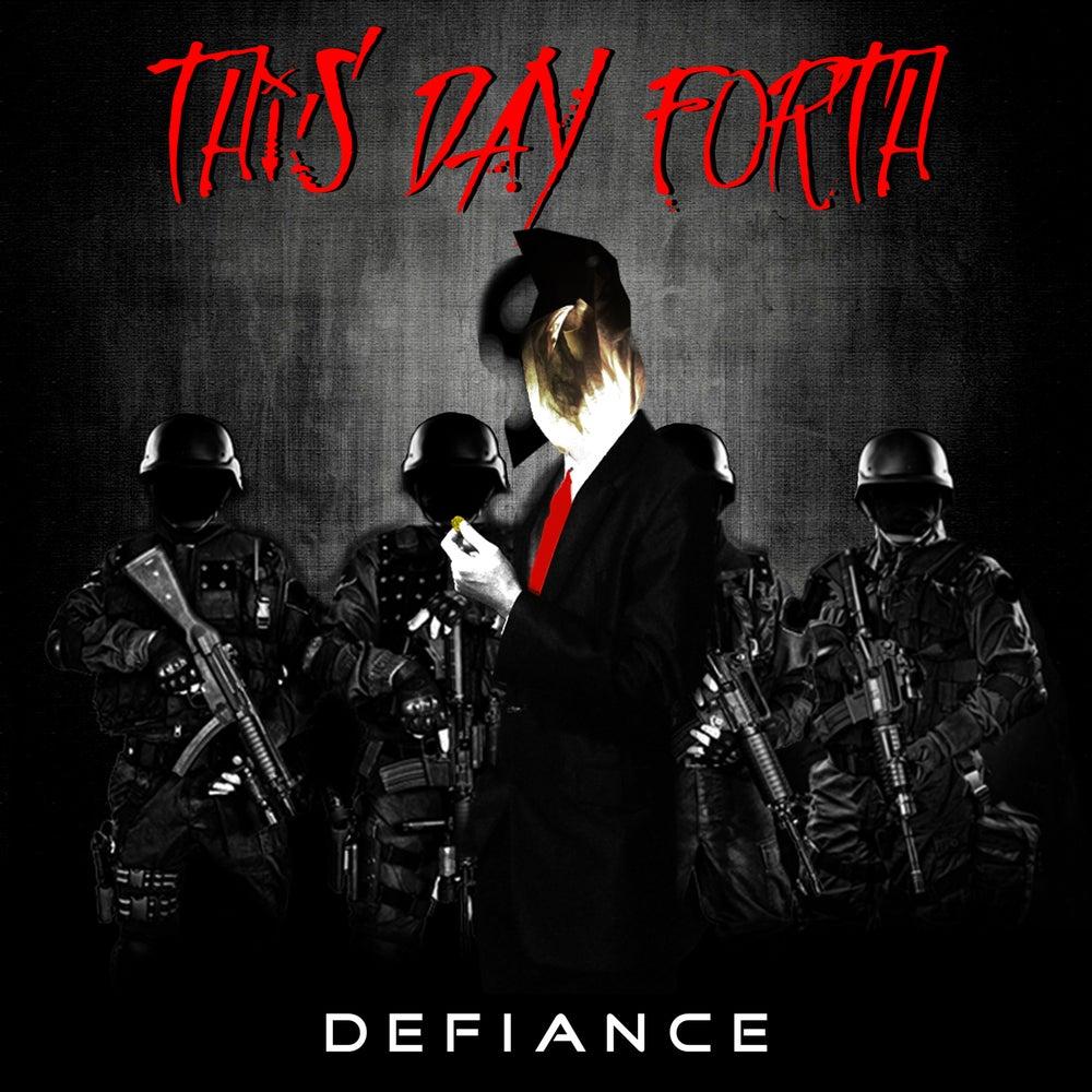"""Image of """"Defiance"""" Album"""