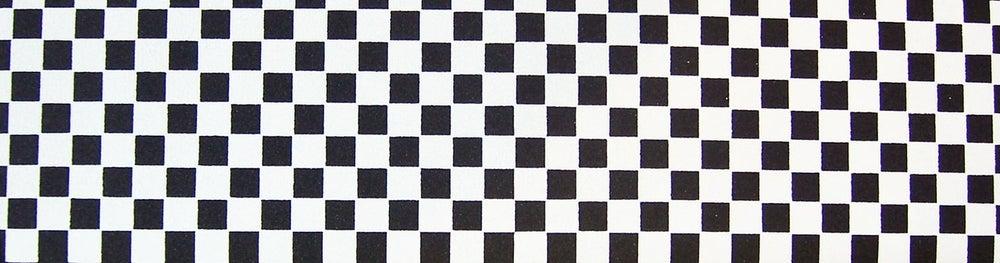 Image of BLACK DIAMOND CHECKERED GRIPTAPE SHEET