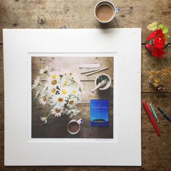 Image of 'Summer Story' - LIMITED EDITION, SIGNED PRINT
