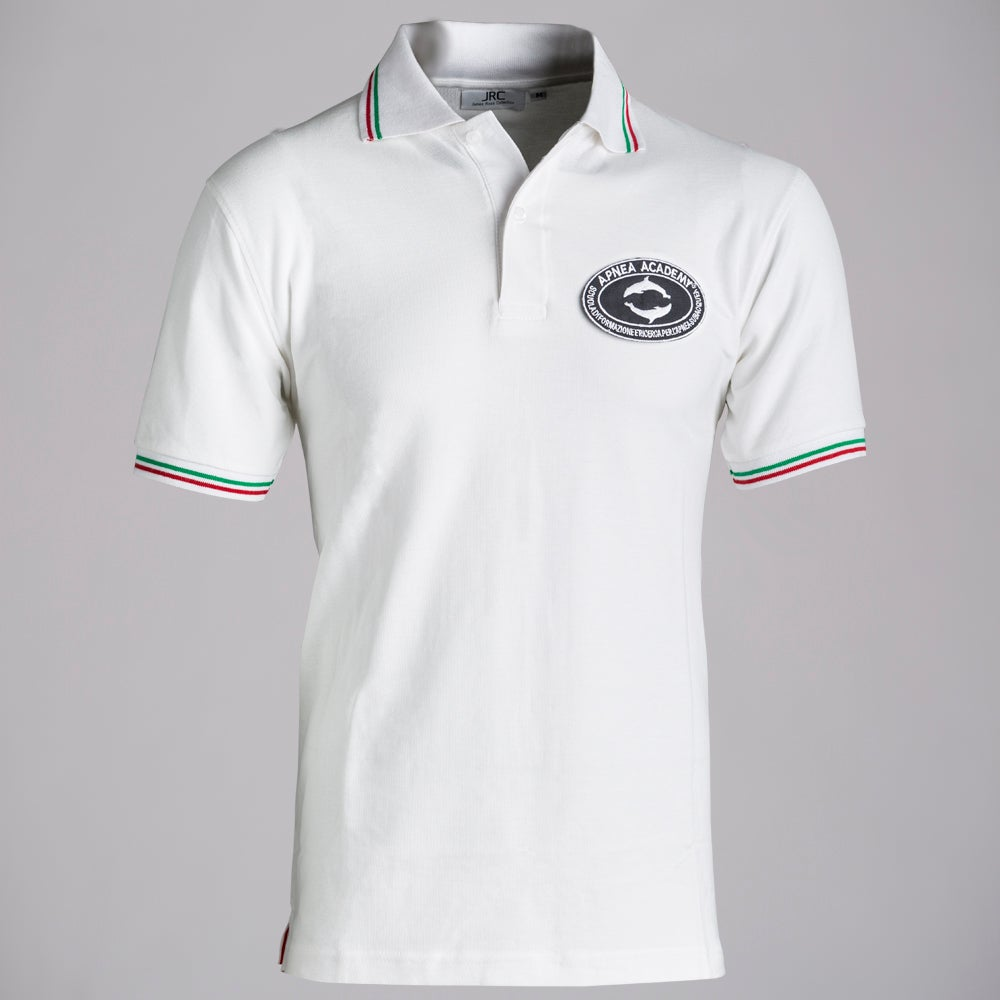 Image of Polo Italia White