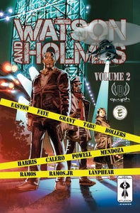 Image of Watson and Holmes Vol. 1 and Vol. 2