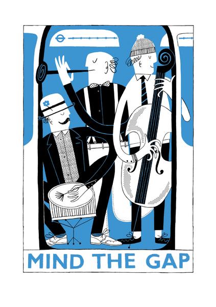 Image of Mind The Gap