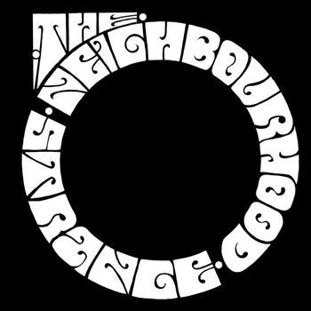 Image of The Neighbourhood Strange CD