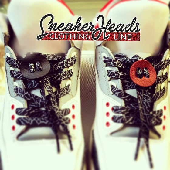 "Image of Exclusive ""Leather"" LE Lacelocks (3 colorways)"
