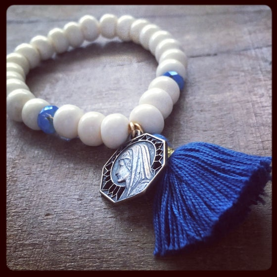 Image of HOLY MARY BRACELET
