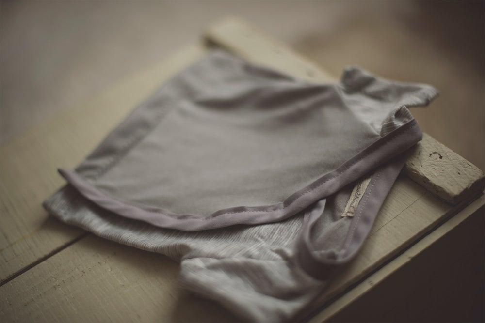 Image of Newborn Snap & Tie T-Shirt