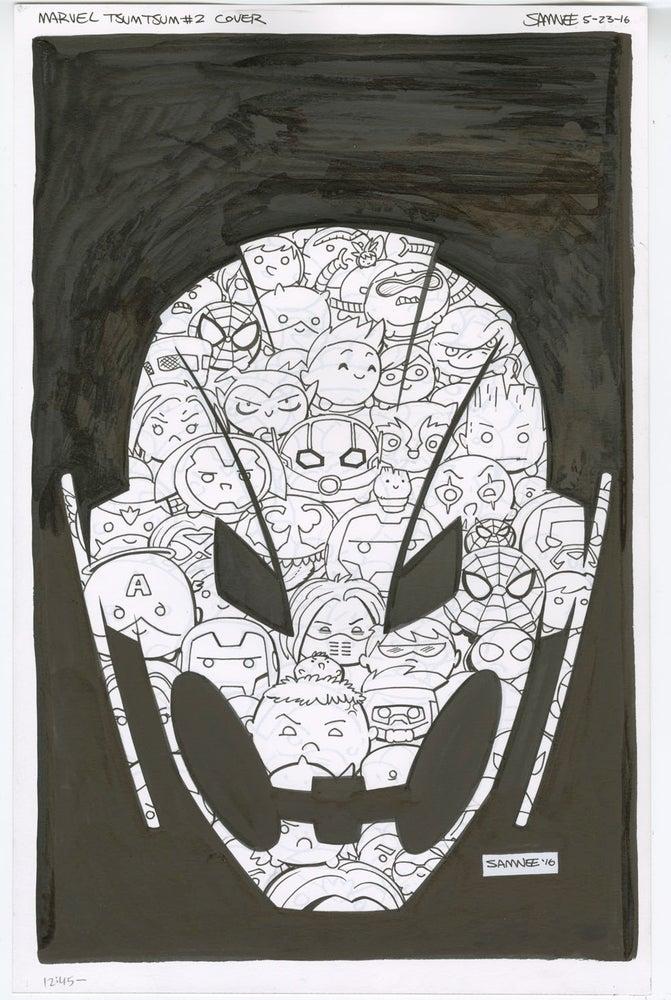 Image of Marvel Tsum-Tsum #2