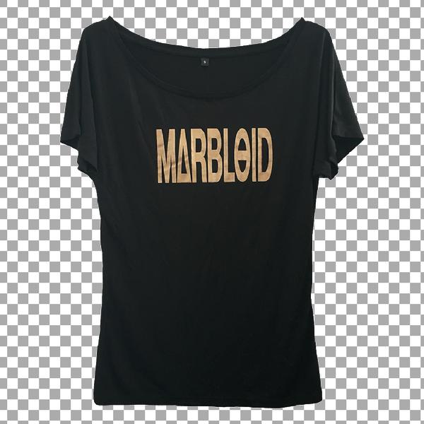 Image of Marbloid – Girl Logo T-shirt