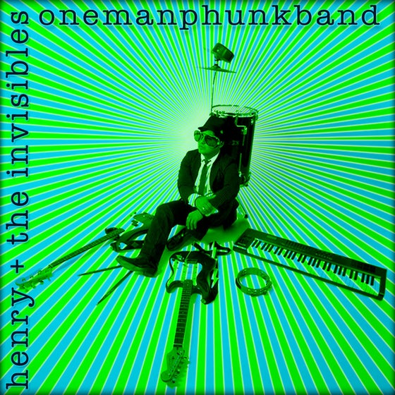 Image of One Man Phunk Band EP - Digital Download