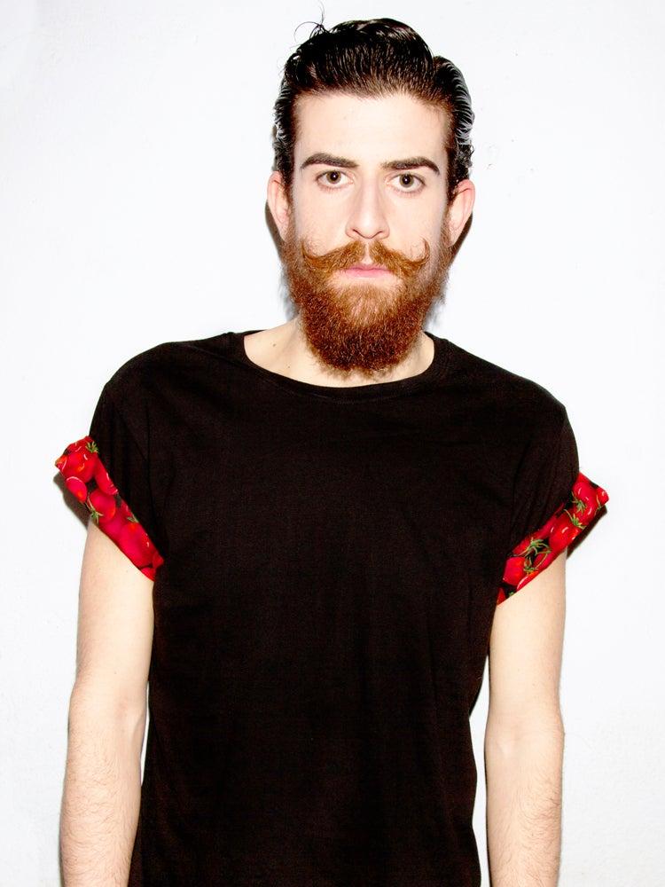 Image of Camiseta spring negro