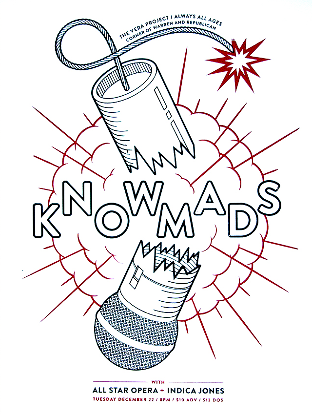 Image of Knowmads Poster