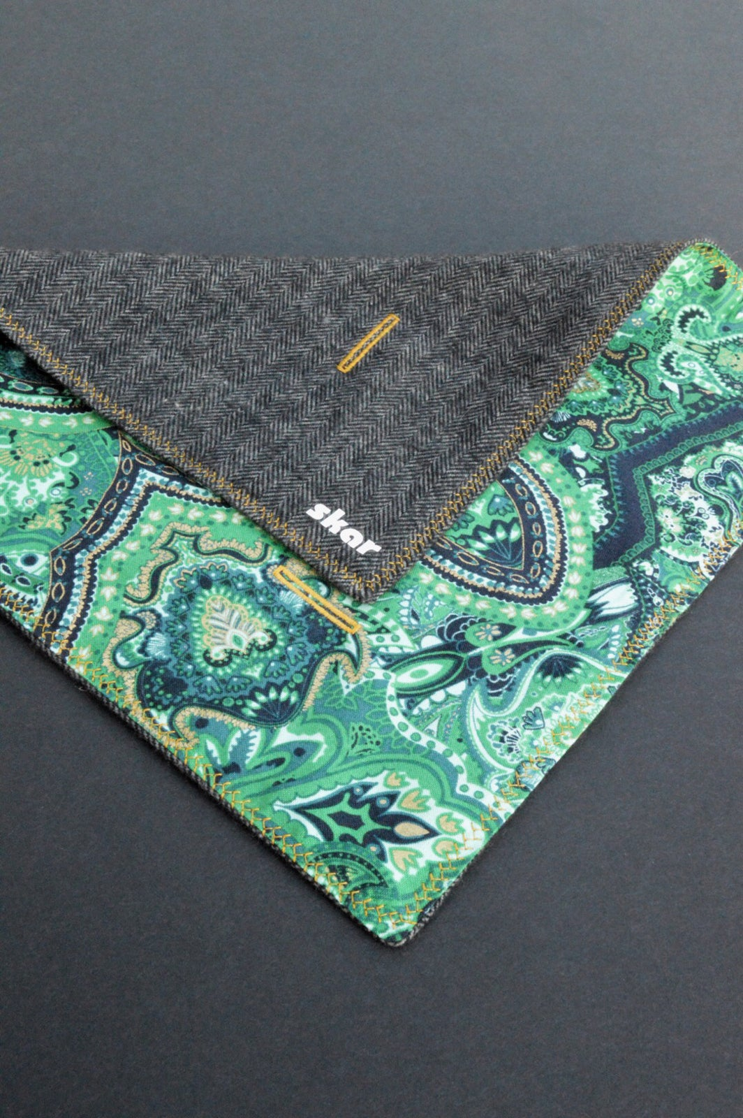 Image of Emerald Paisley