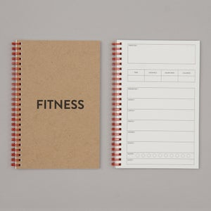 Image of Fitness Journal