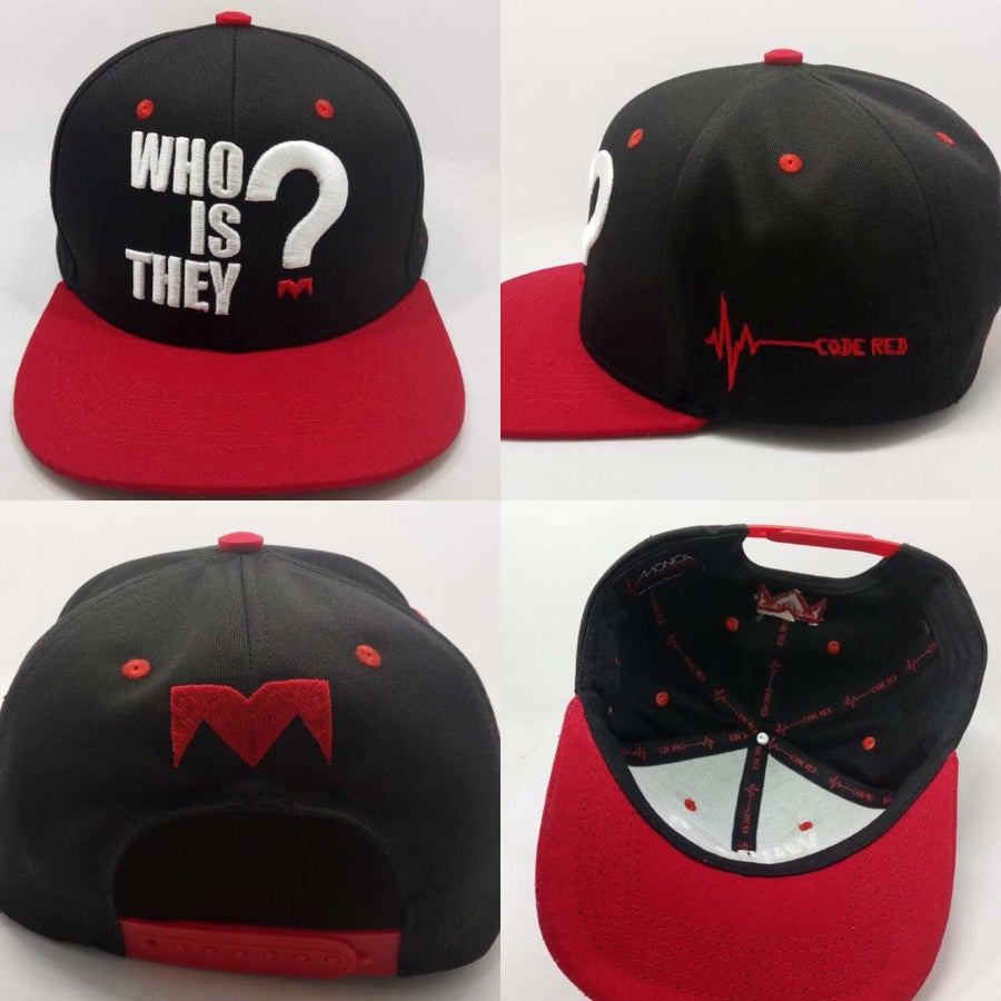 Image of Limited Edition WHO IS THEY SnapBack