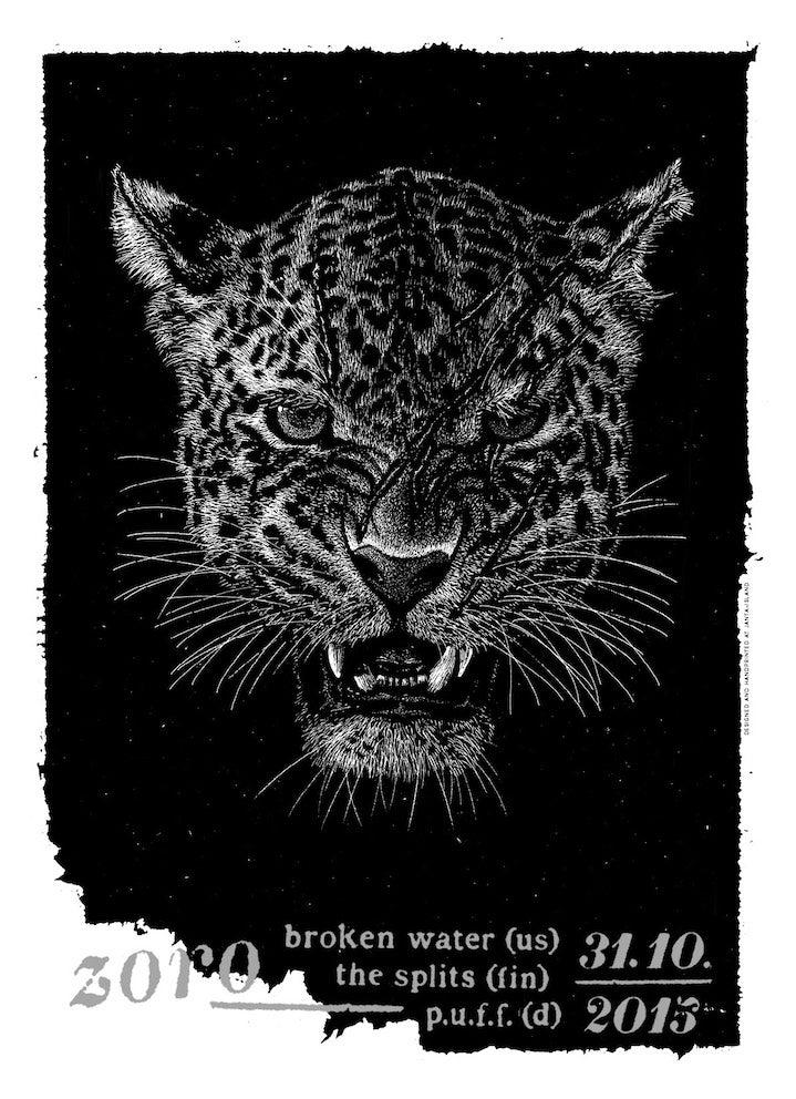 Image of Zoro-Poster #5