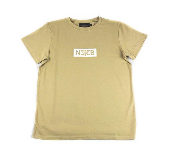 Image of NB Logo T-shirt   Khaki