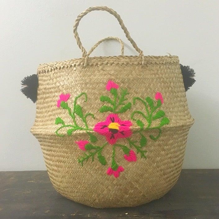 Image of venice basket - flora