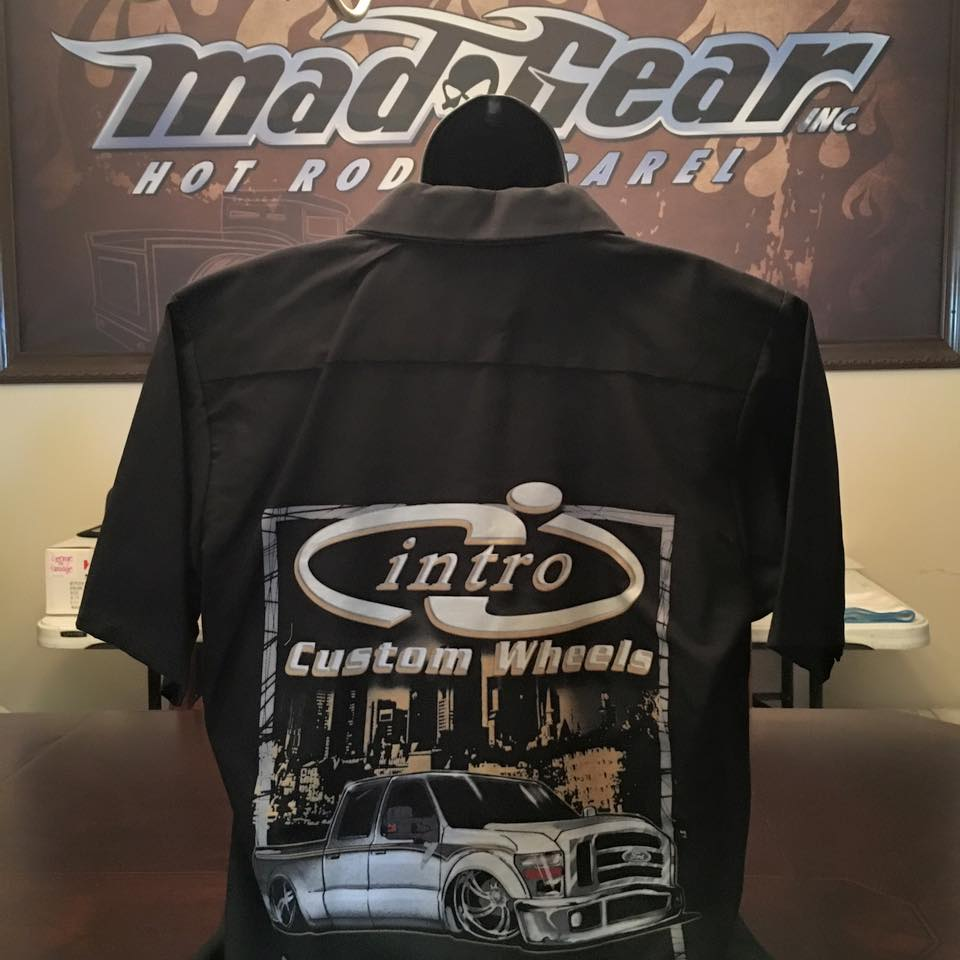 Image of WORK SHIRTS- Ford Superduty