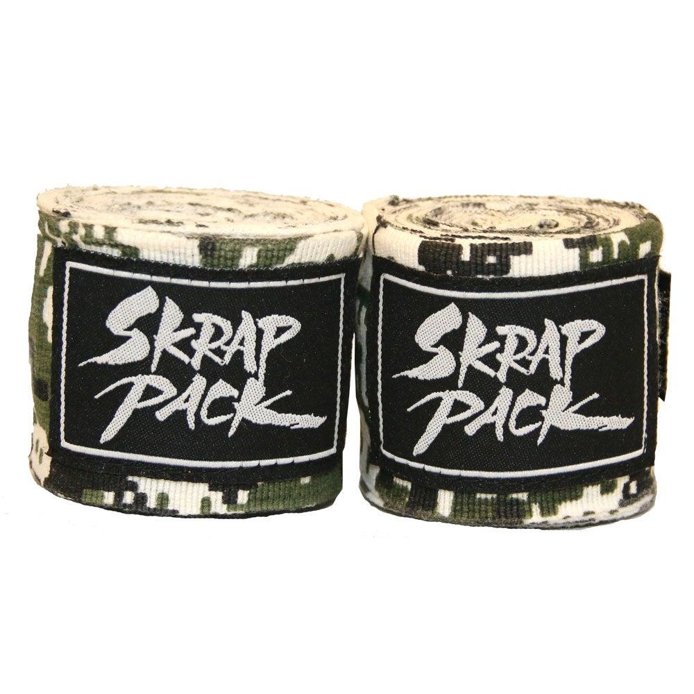 Image of Skrap Pack Hand Wraps (Digi Camo)