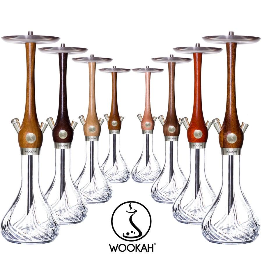 Image of Wookah Crystal FLAMES