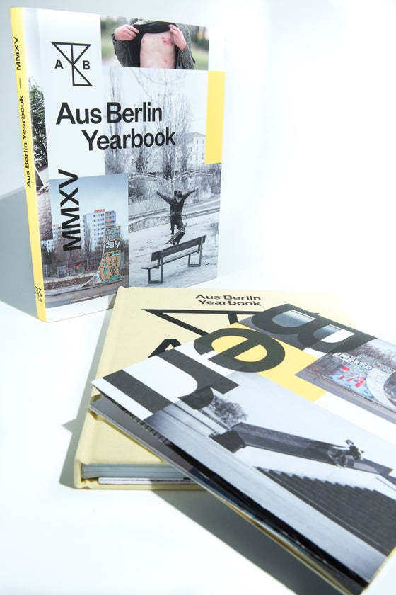 Image of Aus Berlin Yearbook 2015