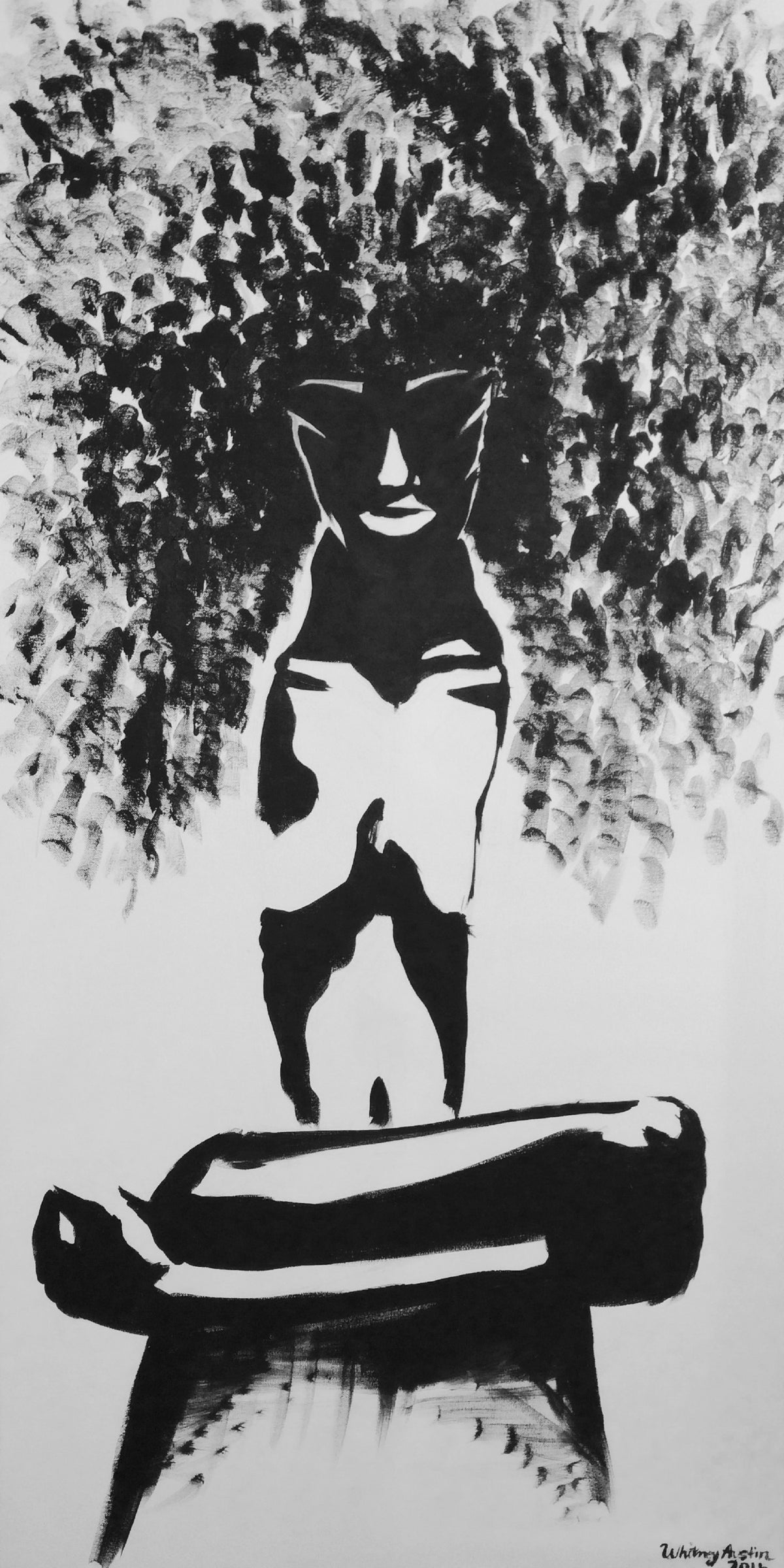 "Image of ""Willow Woman"" Prints"