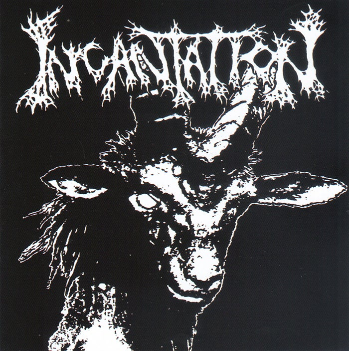 "Image of Incantation "" Unholy Massacre "" x2 CD"