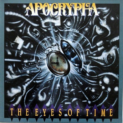 """Image of Apocrypha """"The Eyes Of Time""""   1988"""