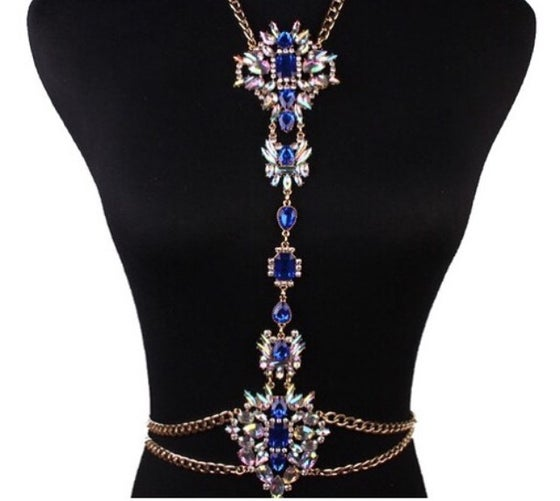 Image of Luna Body Chain