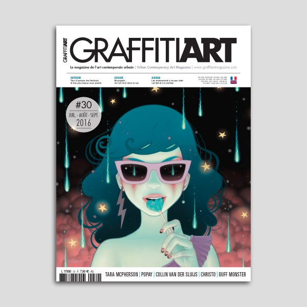 Image of Graffiti Art Magazine #30