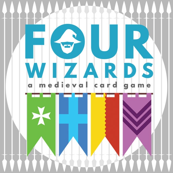 Image of Four Wizards
